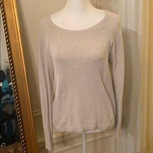 Cream Sweater The Gap